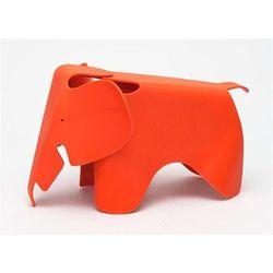 Słonik dekoracyjny - pomarańczowy marki D2.design