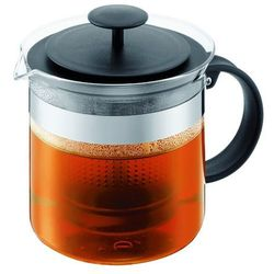 Zaparzacz do herbaty bistro nouveau z filtrem tłokowym marki Bodum