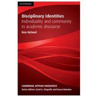Disciplinary Identities (250 str.)