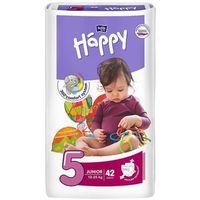 Pieluszki Bella Baby Happy Junior (5) 12-25 kg - 42szt., BB-054-JU42-001