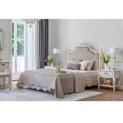 Łóżko 120x200 OPHELIE blanc