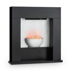 Klarstein Studio-8 kominek elektryczny led 2000w czarny