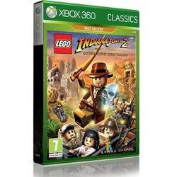 Lego Indiana Jones 2, gra na konsolę Xbox 360