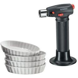 Küchenprofi Palnik gazowy Creme Brulee zestaw 5 el. Eco (4007371050524)