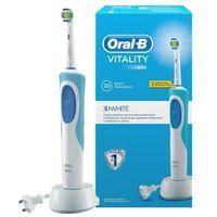 Oral-b Szczoteczka rotacyjna  vitality pro white (d12.013) + zamów z dostawą jutro! + satysfakcja lu