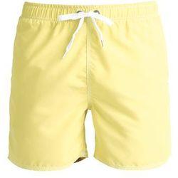Fundamentals Solid Spodenki kąpielowe Mężczyźni żółty, kąpielówki arena