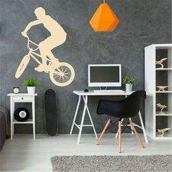 Szablon do malowania rower bmx 2321 marki Wally - piękno dekoracji