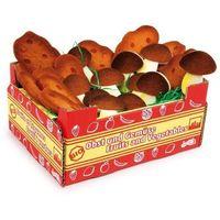 Pieczarki i ziemniaki w skrzyneczce (24 sztuk) -zabawka dla dzieci