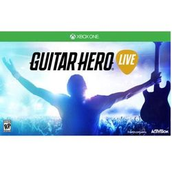 Guitar Hero Live, gra na XOne