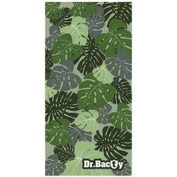 Dr.bacty l liście szybkoschnący ręcznik treningowy - liście