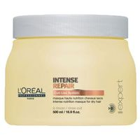 L'oreal  intense repair masque maska intensywnie regenerująca do włosów suchych (500 ml)