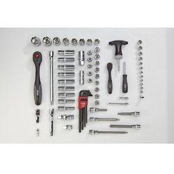 Zestaw narzędzi COMBINE,klucz nasadowy, zestaw wkrętaków combi, 72-częściowy, luzem (bez wkładki)
