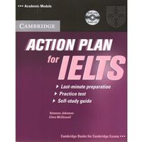 Action Plan for IELTS Academic Module. Podręcznik z Kluczem + CD (9780521615273)