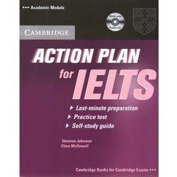 Action Plan for IELTS Academic Module. Podręcznik z Kluczem + CD (ISBN 9780521615273)