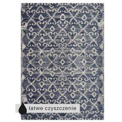 Carpet Decor:: Dywan Anatolia Sky Blue 160x230cm - granatowy   jasno brązowy
