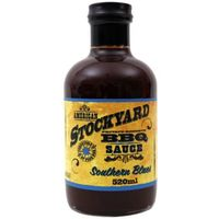Stockyard Southern Blues BBQ Sauce, 631