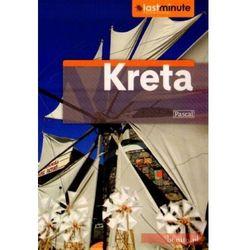 KRETA. LAST MINUTE (ISBN 9788375135343)
