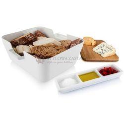 Pojemnik na pieczywo i sos Bread&Dip biały Tomorrows Kitchen