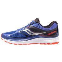 Saucony GUIDE 10 Obuwie do biegania Stabilność blue/orange, kolor niebieski