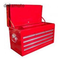 Valkenpower Skrzynia narzędziowa, 6 szuflad, 65cm, red