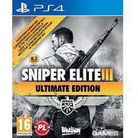 Sniper Elite 3 Ultimate Edition (PS4)