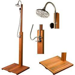 Stilista ® Stilista prysznic ogrodowy cascata sauna basen