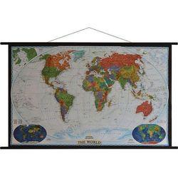 Świat Polityczny World Decorator mapa ścienna National Geographic - produkt dostępny w ArtTravel.pl