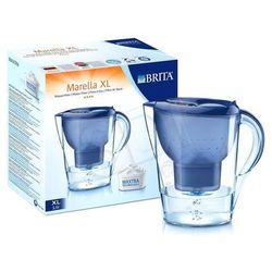 Dzbanek filtrujący BRITA Marella XL niebieski wkład Maxtra