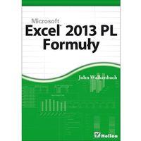 Excel 2013 PL. Formuły (9788324678884)