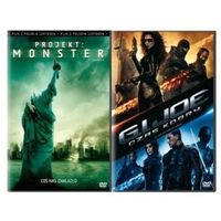 2 dvd gi joe / projekt: monster