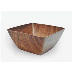 Miska bambusowa kwadrat 24x24cm
