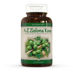 A-Z Zielona Kawa 60 kapsułek - produkt farmaceutyczny