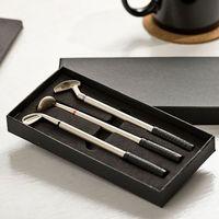 Gadget master Długopisy golfisty (zestaw 3 szt.)