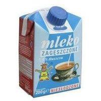 GOSTYŃ 200g 7,5% Mleko zagęszczone niesłodzone   DARMOWA DOSTAWA OD 150 ZŁ! - produkt z kategorii- Nabiał