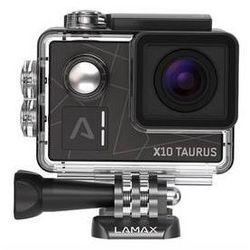 Zewnętrzna kamera  x10 taurus (8594175351385) czarna wyprodukowany przez Lamax