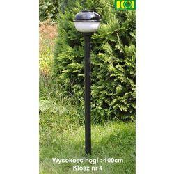 Lampa ogrodowa 115cm z kloszem marki Tivolo sp.j