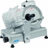 Saro Krajalnica elektryczna livorno   Ø220mm   120w   230v   520x460x(h)380mm