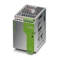 Zasilacz na szynę DIN Phoenix Contact QUINT-PS-100-240AC/48DC/ 5 48 V/DC 5 A 240 W 1 x, 2866255