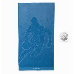 Ręcznik ACTIVE SPORT 70x140 ZWOLTEX niebieski, 1458