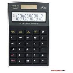 Kalkulator toor tr2464c 12 pozycyjny funkcja sprawdzania marki Toor electronic