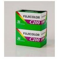 Fuji Color 200/36 X 2 negatyw kolorowy typ 135