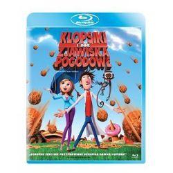 Film IMPERIAL CINEPIX Klopsiki i inne zjawiska pogodowe 3D Cloudy with a Chance of Meatballs (film)