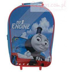 Plecak Tomek i Przyjaciele walizka na kółkach Thomas - sprawdź w wybranym sklepie