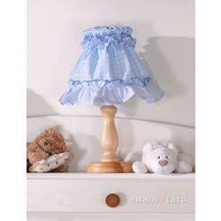 MAMO-TATO Lampka Nocna Śpioch w hamaku w błękicie z kategorii oświetlenie dla dzieci