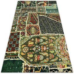 Dywanomat.pl Wykładzina tarasowa wzór wykładzina tarasowa wzór patchwork w tureckim stylu
