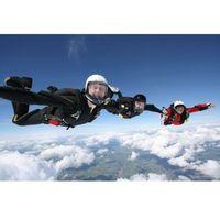 Skok ze spadochronem w tandemie z filmowaniem