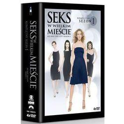 Film IMPERIAL CINEPIX Seks w wielkim mieście (Sezon 1) - produkt z kategorii- Seriale, telenowele, programy T
