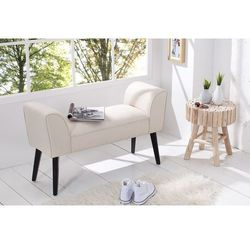 Interior space :: ławka camille - kremowa - beżowy