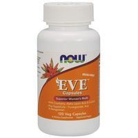 Now Foods EVE witaminy dla kobiet 120 kapsułek wegetariańskich, postać leku: kapsułki