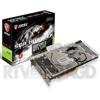 Karta graficzna MSI GeForce GTX 1080 SEA HAWK EK X 8GB GDDR5X (256 Bit) HDMI, 3xDP, DVI-D, BOX (V336-005R) Dar